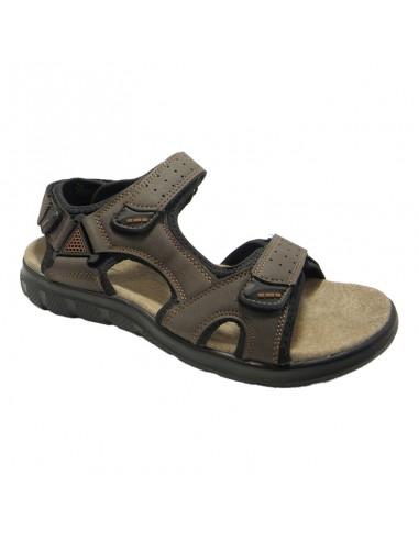 Sandalias de velcro hombre