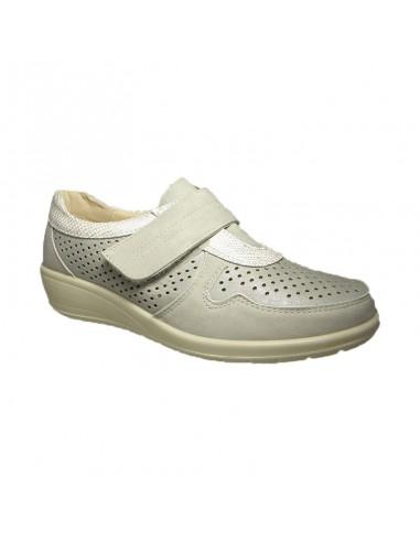 Zapato deportivo comodo velcro